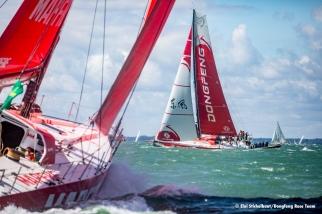 Volvo Ocean Race 2014-15 | Hospitality Coordination